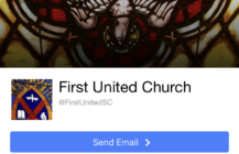 First United Facebook page